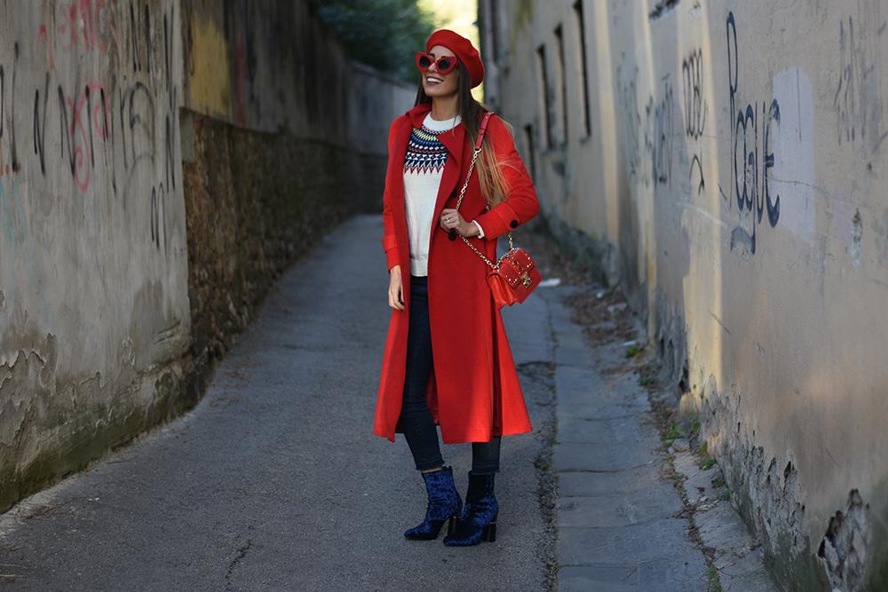 borsa rossa pomikaki
