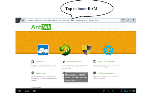 Smart RAM Booster Pro Android APK