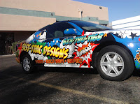 Vehicle Wrap at Fast-Trac Designs, AZFTD