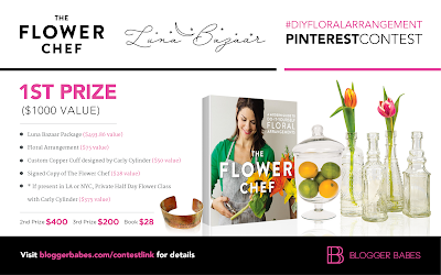 blogger babes, the flower chef, vertically challenged mom