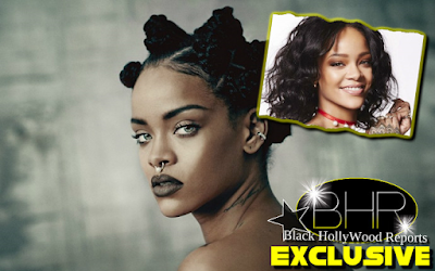 Work Singer Rihanna Will Be Honored AT The 2016 BET Black Girls Rock Awards Show
