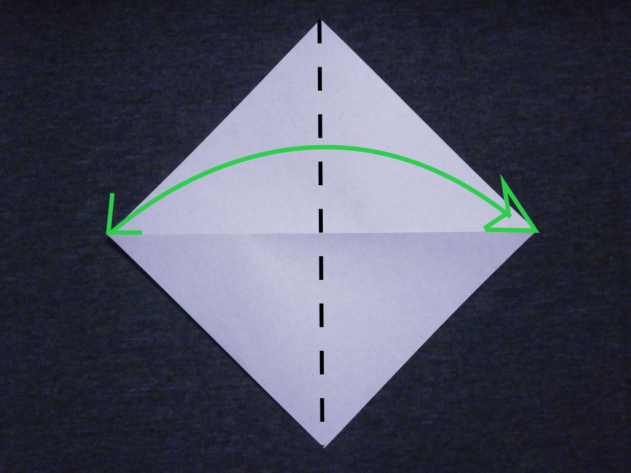 KATAKOTO ORIGAMI: How to fold an origami snake - photo#13
