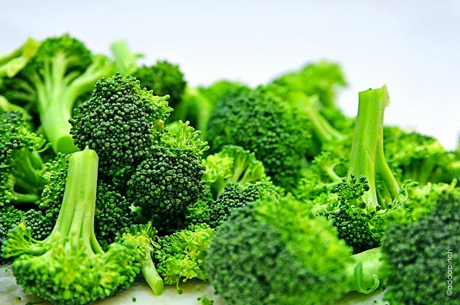 Broccoli-The source of Vitamiin C