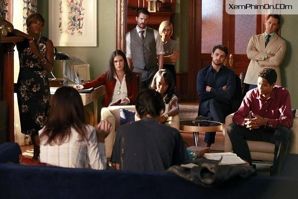 Lách Luật 2 - How To Get Away With Murder Season 2
