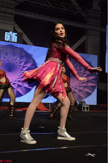 Sunny Leone Dancing on stage At Rogue Movie Audio Music Launch ~  053.JPG