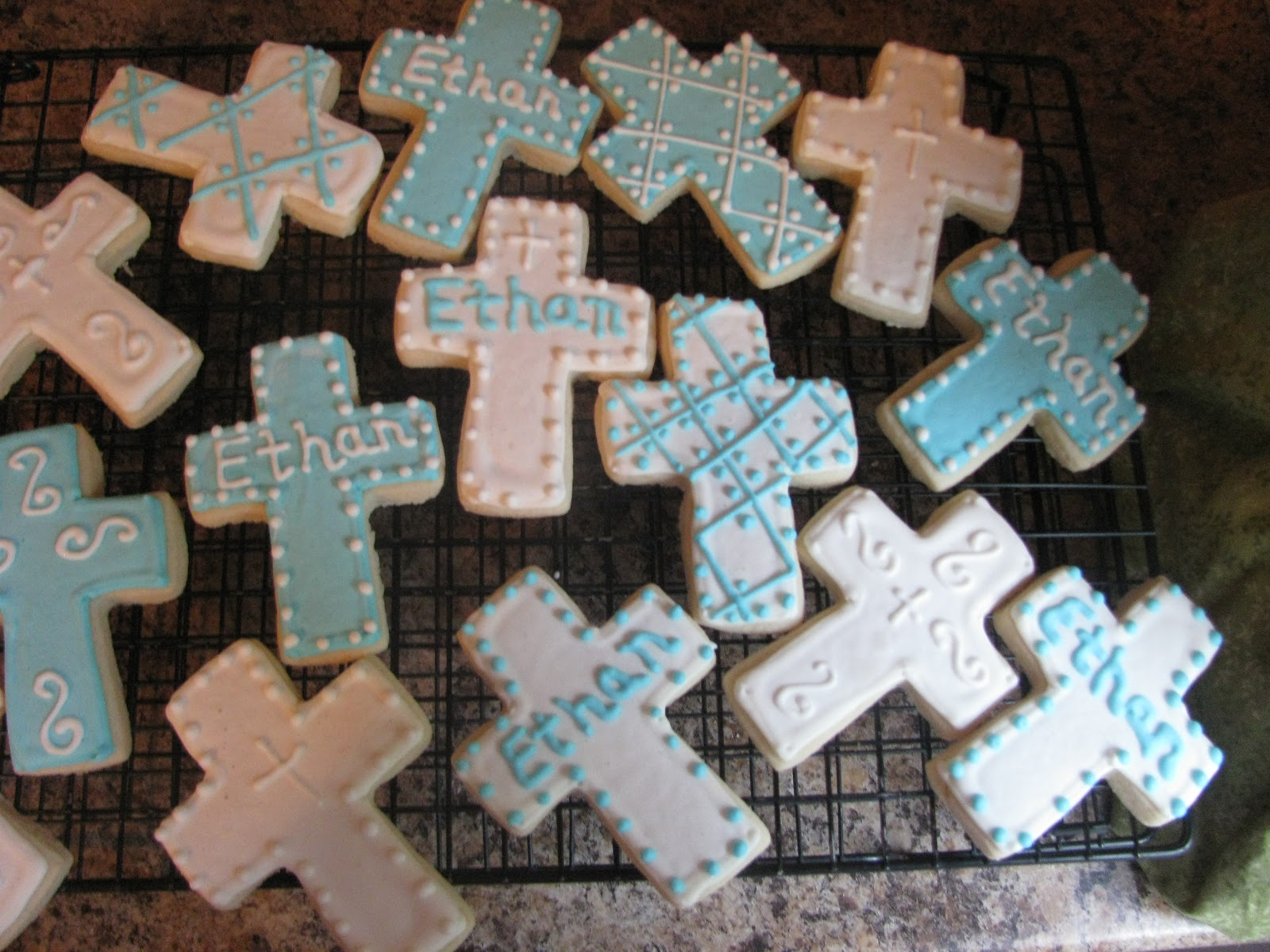 Homemade By Heather 33 First Communion Cookies