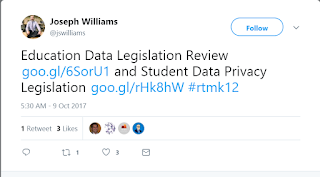 Protecting Student Privacy Legislation