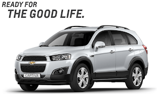Terlebih di kelas Medium SUV, Namun Mobil Chevrolet Captiva dapat mengakomodir segalanya itu dengan gampang.