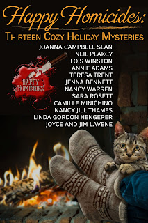 Collection of 13 Cozy Mystery Holiday Stories