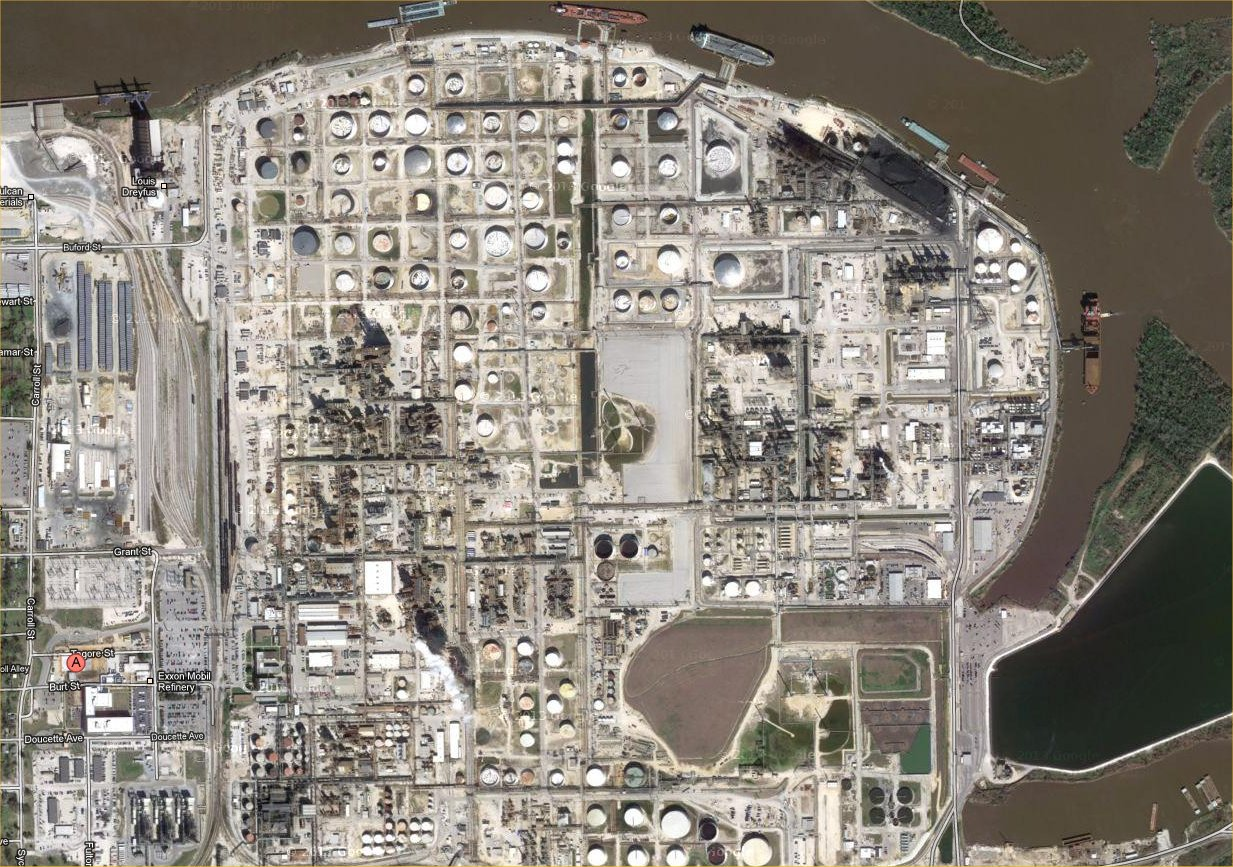 ExxonMobil refinery fire in Beaumont – 12 workers injured