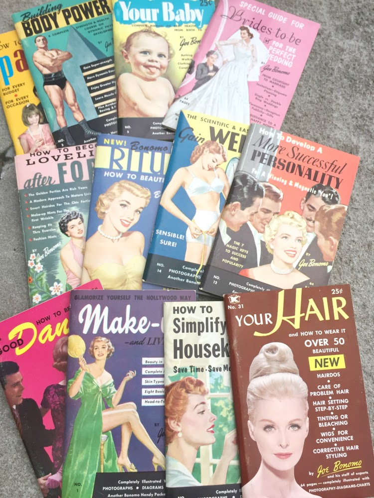 A Vintage Nerd, Joe Bonomo, Vintage Books Giveaway 1940's Vintage Books