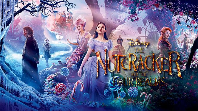 El Cascanueces y los Cuatros Reinos (2018) BRRip Full HD 1080p Latino-Ingles