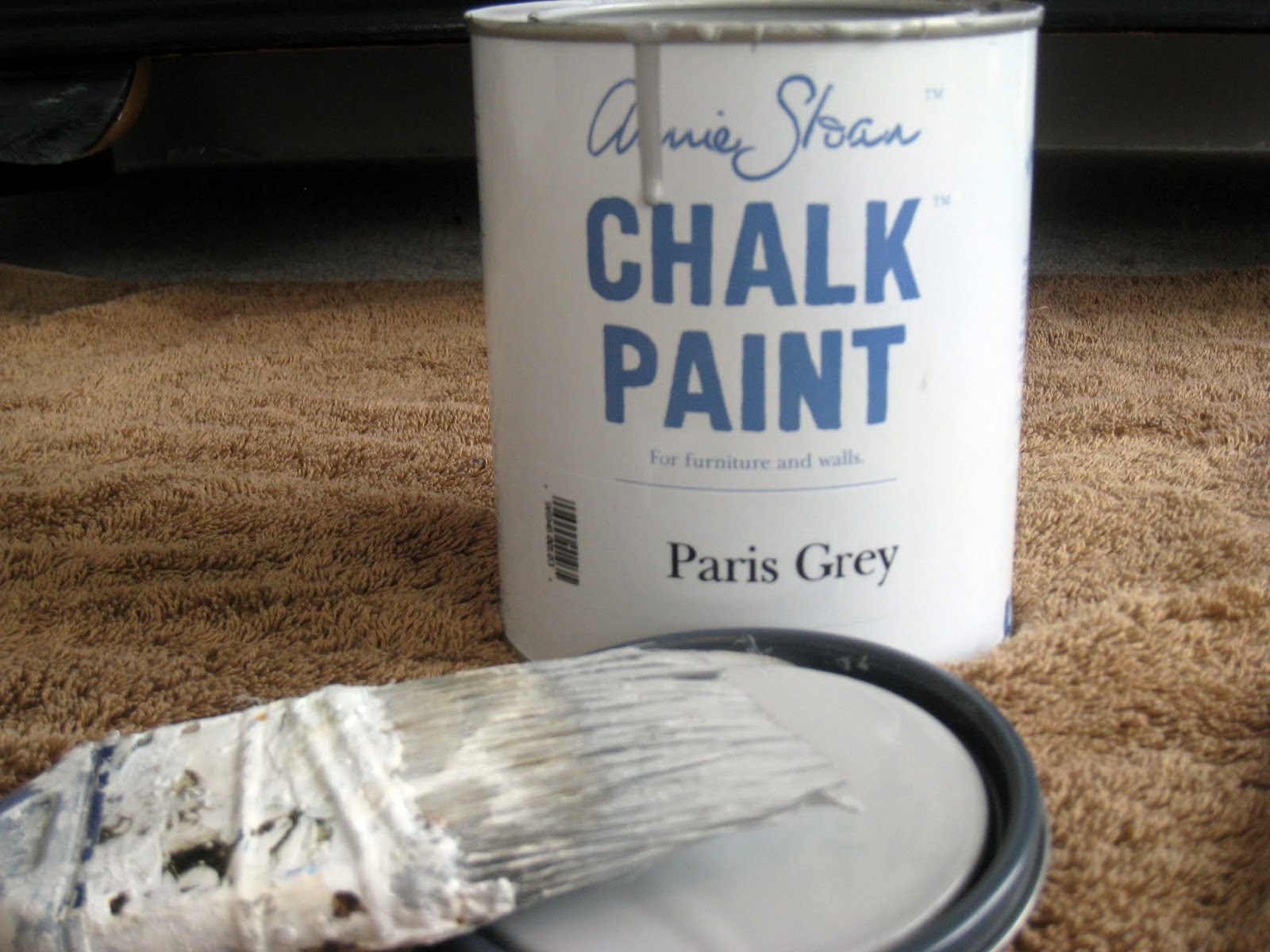How To Annie Sloan Chalk Paint The Lilypad Cottage
