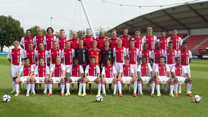 Ajax Eredivisie Champions