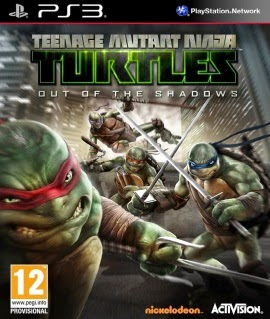 Teenage Mutant Ninja Turtles Xbox360 PS3 free download full version