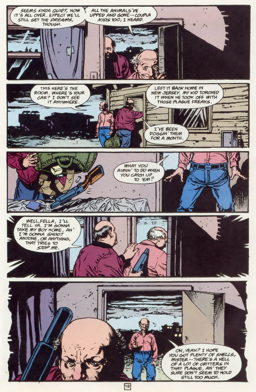 Read online Animal Man (1988) comic -  Issue #75 - 19