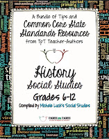 6-12 Social Studies Common Core Resources