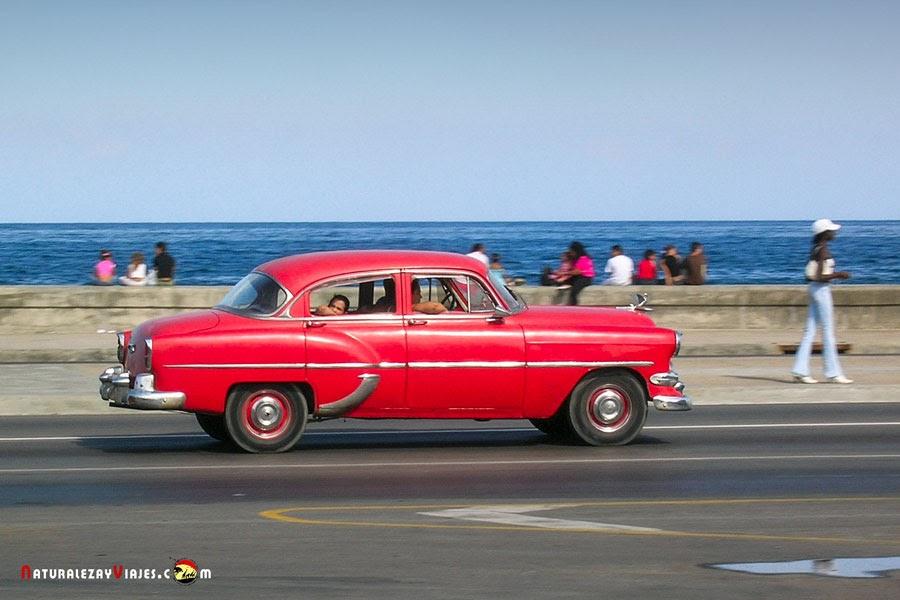 El Malecón, Habana, Cuba