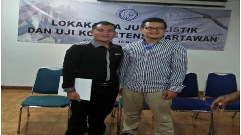 Matangkan Profesionalis Jurnalis Melalui UKW di LPDS Jakarta