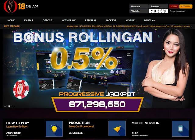 Agen Live Casino Roullete - Waktujudi.com