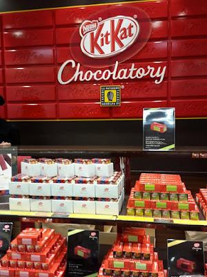 10D9N Spring Japan Trip: Kitkat Chocolatory, Ikebukuro
