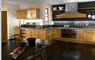 Decoracion de Interiores Diseo de Cocina Moderna estilo