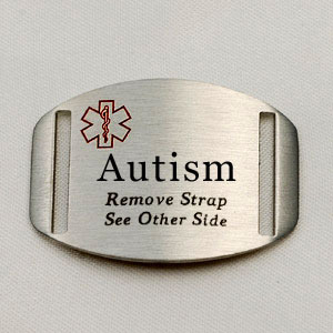 In Addition To Kids Medical Alert Jewelry We Also Carry Identification Bracelets And Designed Specifically For Children With Autism