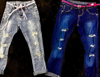 Distribuidor de jeans