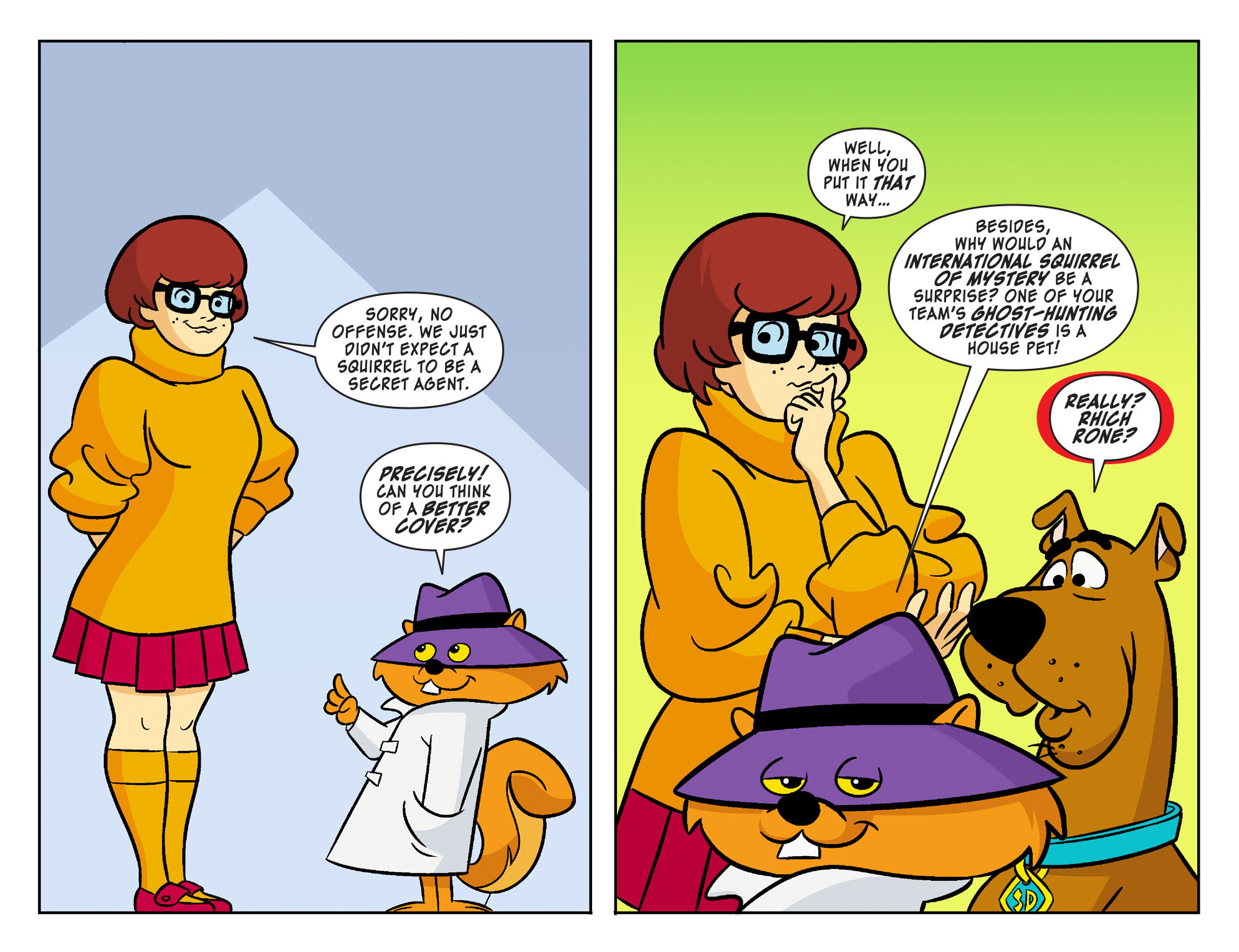 Read online Scooby-Doo! Team-Up comic -  Issue #21 - 8