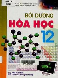 Bồi dưỡng Hóa học lớp 12 - Huỳnh Văn Út