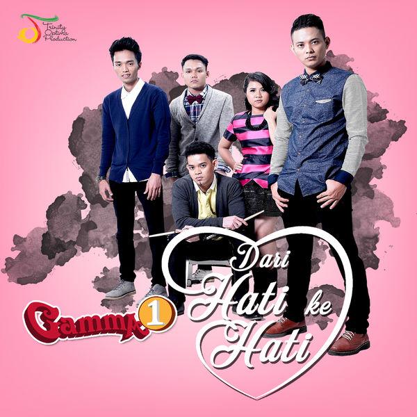 Lirik Lagu Gamma1 - Dari Hati Ke Hati