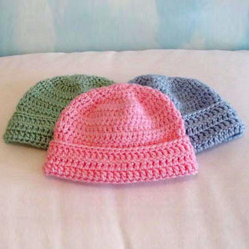 SLK Baby Hat - Free Pattern
