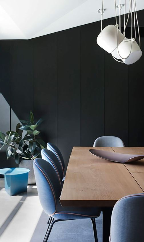 minimalist dinning room decor inspiration