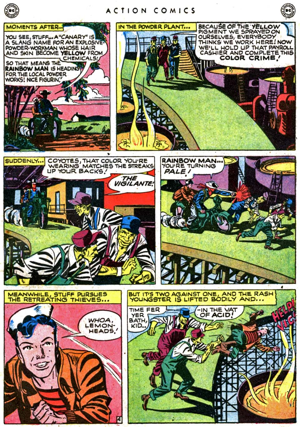 Read online Action Comics (1938) comic -  Issue #123 - 45