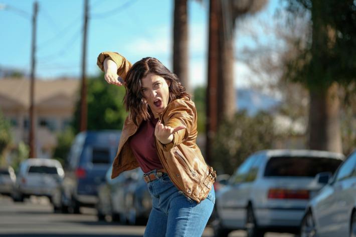 Fotografía de Rachel Bloom (Rebecca Bunch) en 'Crazy Ex-Girlfriend'