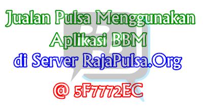 Raja Pulsa Tronik Bisnis Agen Pulsa Elektrik Online Termurah All Operator