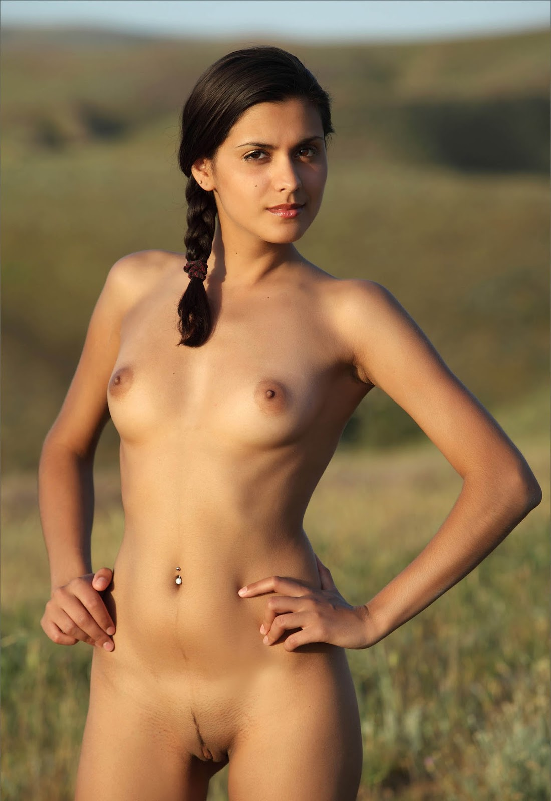 Nude desi woman