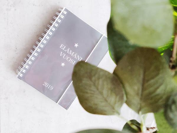 Kalenteri apuna ajanhallintaan ja tavoitteiden saavuttamiseen