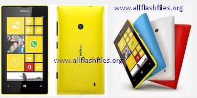 Nokia Lumia 520 Flash File RM-915