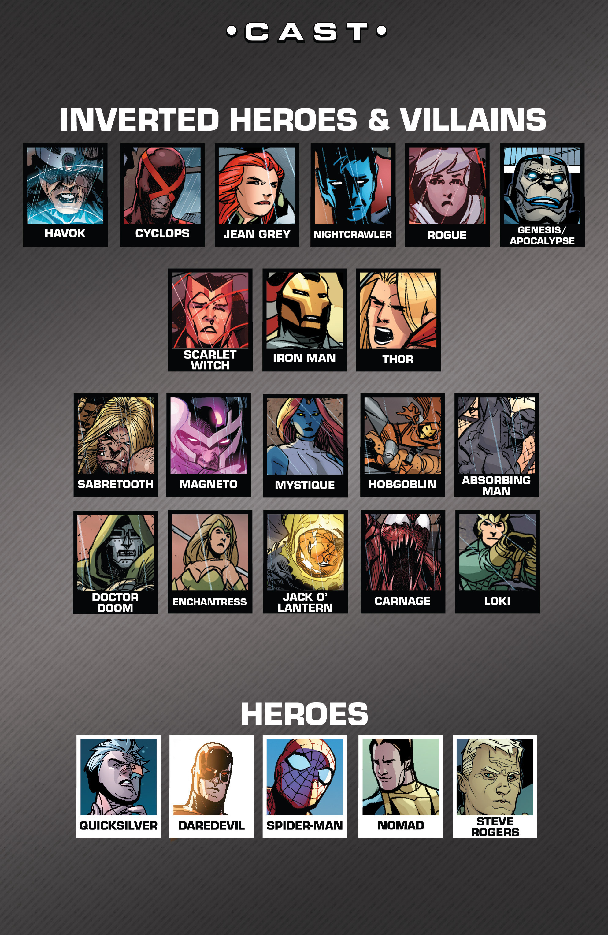 Read online Avengers & X-Men: AXIS comic -  Issue #6 - 4
