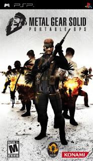 Metal Gear Solid portable Ops Screenshot