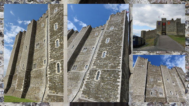 Day Trip to Dover: The Norman Castle