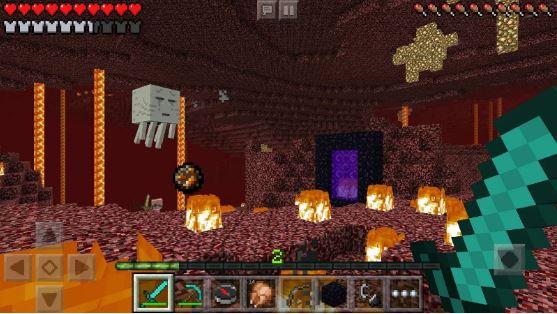 Minecraft Pocket Edition MOD APK2