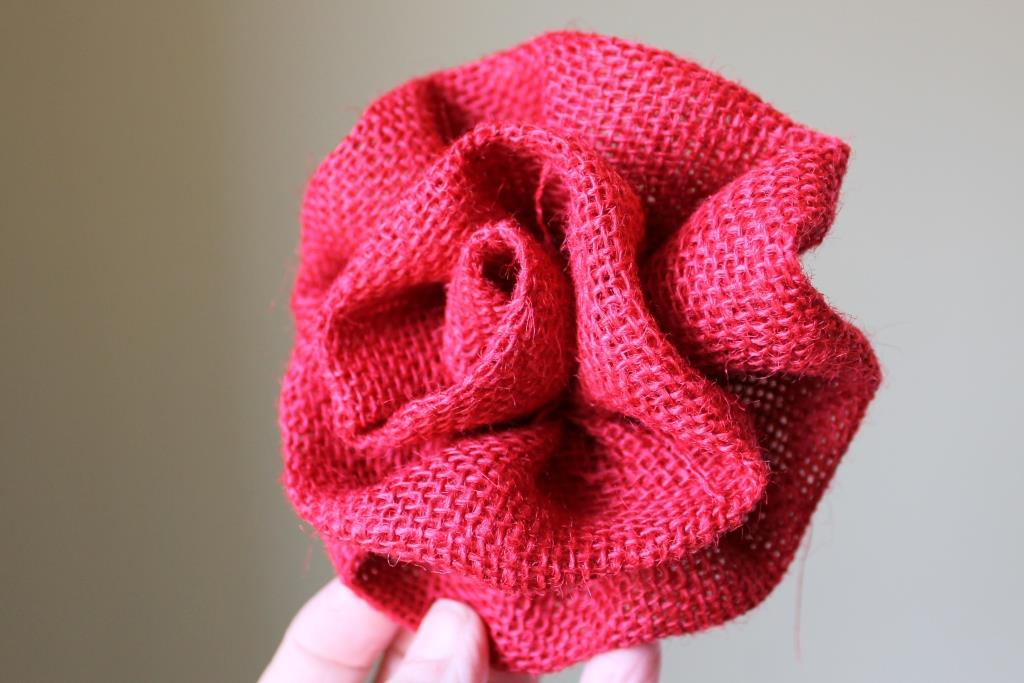 fabric rose how to