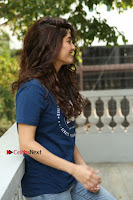 Actress Rithika Sing Latest Pos in Denim Jeans at Guru Movie Interview  0222.JPG