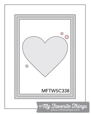 Sketch 338 #mftstamps