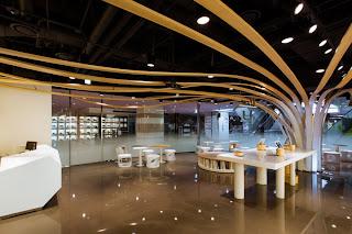 Cafeterías de diseño: Recopilación de proyectos