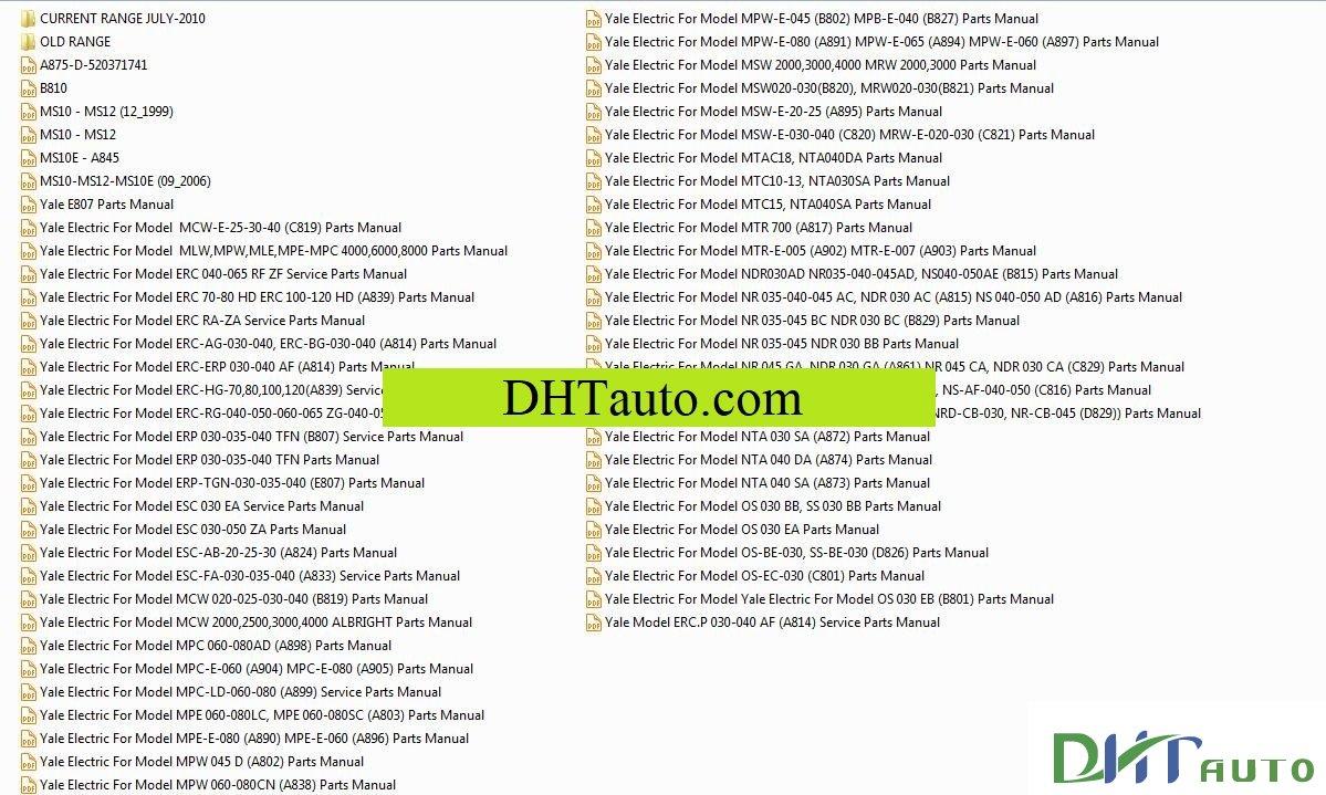 Some OLD Models: - A875-D-520371741 - B810 - MS10 - MS12 (12_1999) - MS10 -  MS12 - MS10E - A845 - MS10-MS12-MS10E (09_2006)