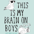[Review: This is My Brain on Boys by Sarah Strohmeyer]