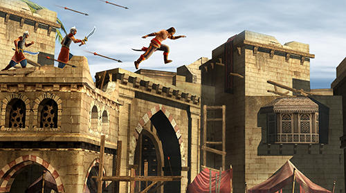 Prince of Persia: Shadow&Flame